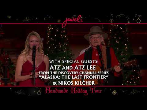 On Sale Now! Zappos Presents: Jewel's Handmade Holiday Tour 2017