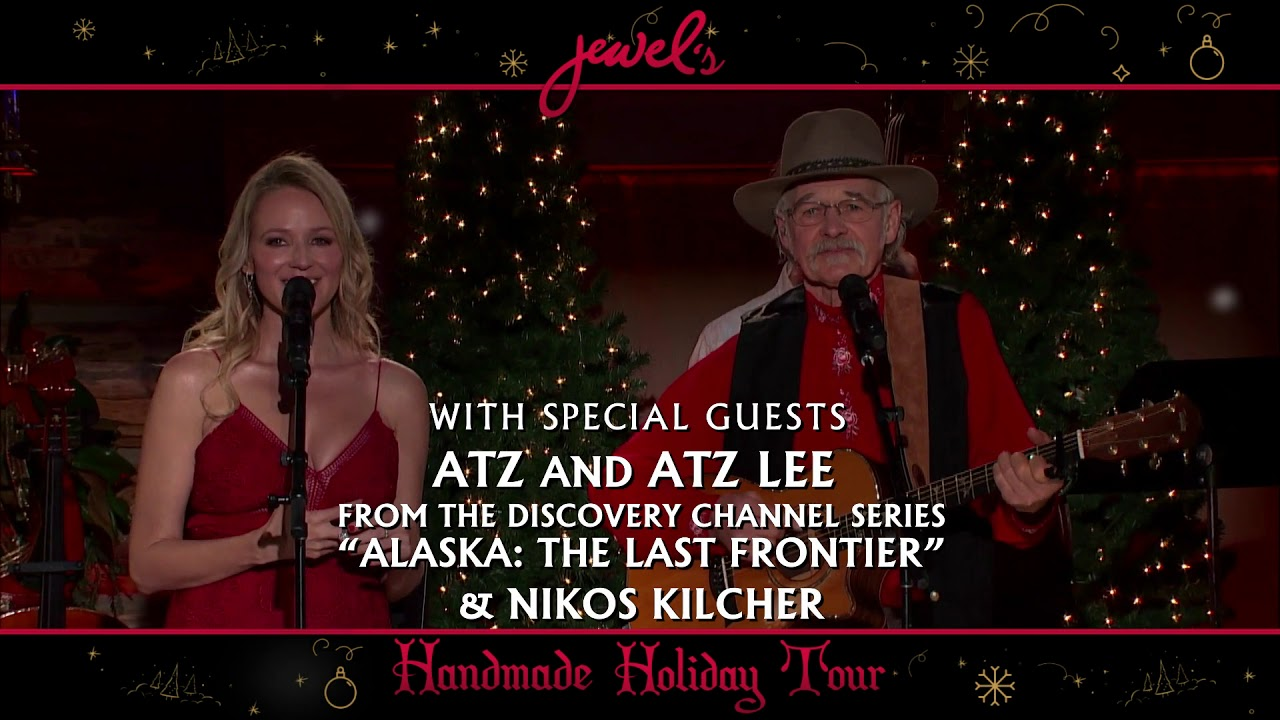 On Sale Now! Zappos Presents: Jewel\'s Handmade Holiday Tour 2017 ...