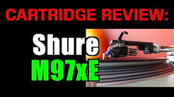 MM Cartridge US $90-120: Shure M97xE REVIEW
