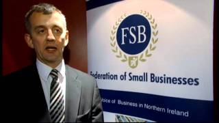 Corporation Tax reduction will assist the whole economy - FSB told