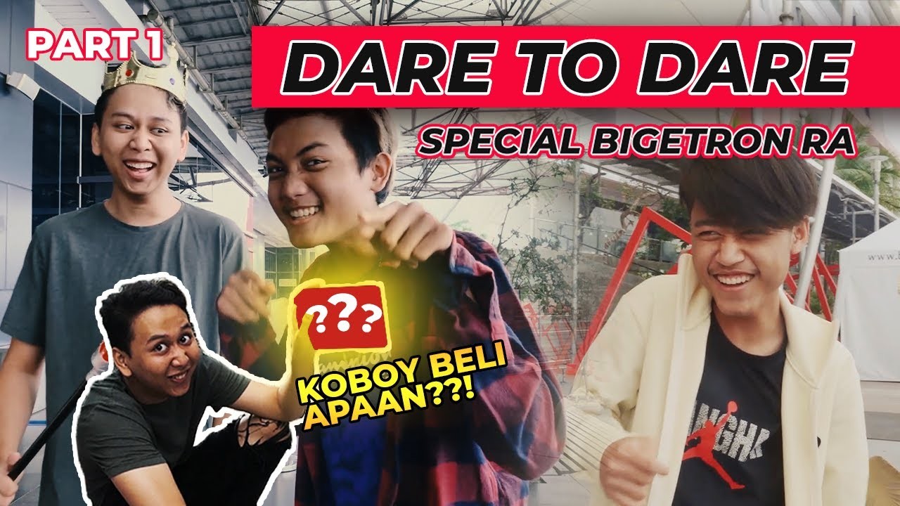 Dare to Dare Special Bigetron RA - Part 1