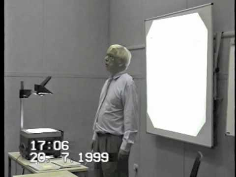 Andrew Ehrenberg - Brand Loyalty seminar footage