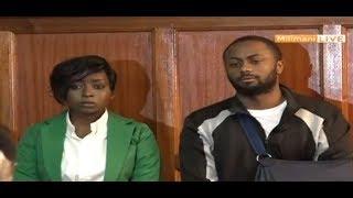 Maribe na Irungu wakanusha mashtaka ya mauaji yake Monica Kimani #SemaNaCitizen