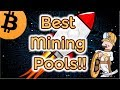 *KEY INFO* Hashflare Bitcoin Cloud Mining  Most Profitable Pool Settings and Deposit