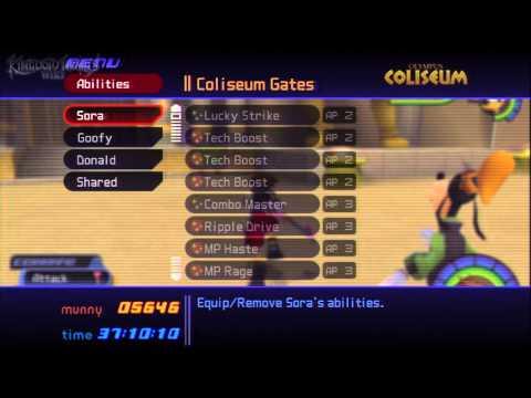 "028 - ""Kingdom Hearts Final Mix HD: Secret Boss Rush Part 1"""