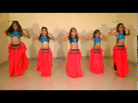 RSDA. Rangeelo Maro & Afartira Choreography. Belly Drum Solo Dance Steps. Roli Shah Dance Academy