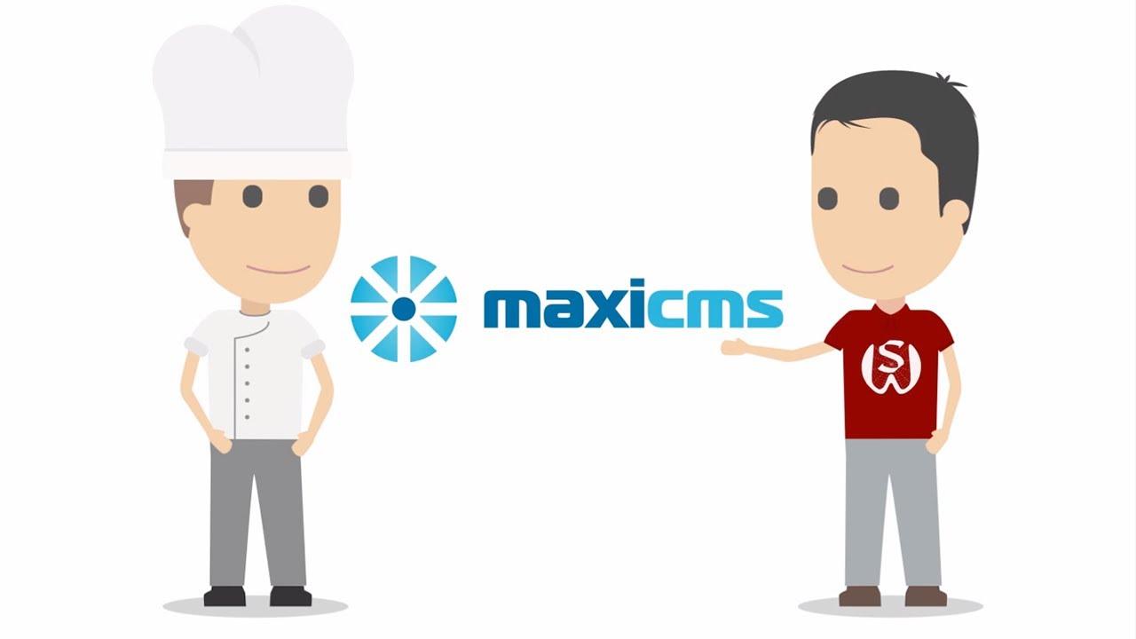 Snijders Webdesign MaxiCMS