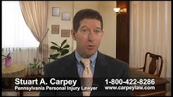 Attorney Stuart Carpey on Car Accidents and Insurance Companies