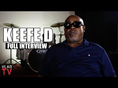 Keefe D on 2Pac, Orlando Anderson, Suge Knight, Puffy (Full