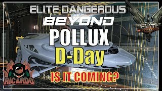 Elite: dangerous Is D-Day coming? Beacon in Pollux transmits