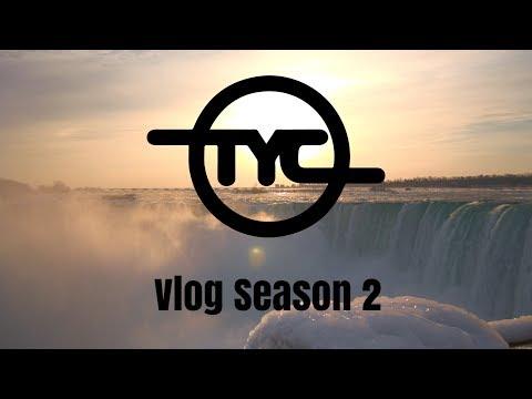 Go To Niagara Falls For Cheap! - TYC Vlog