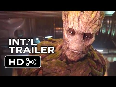 Guardians of the Galaxy Official German 'Protect' Trailer (2014) - Vin Diesel Marvel Movie HD