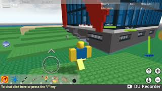 As was the ROBLOX at 2006 Wow and the tickets