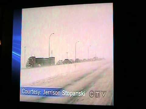 CTV NEWS REGINA weather featuring my photos