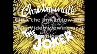 Batman the Animated Series: Christmas with the Joker!