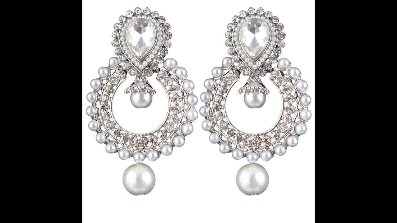 Latest Stylish Western Girl and Women Earrings Collection - YouTube