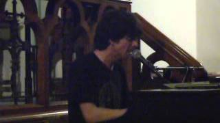 Poodle Rockin' - Euros Childs At The Laugharne Weekend
