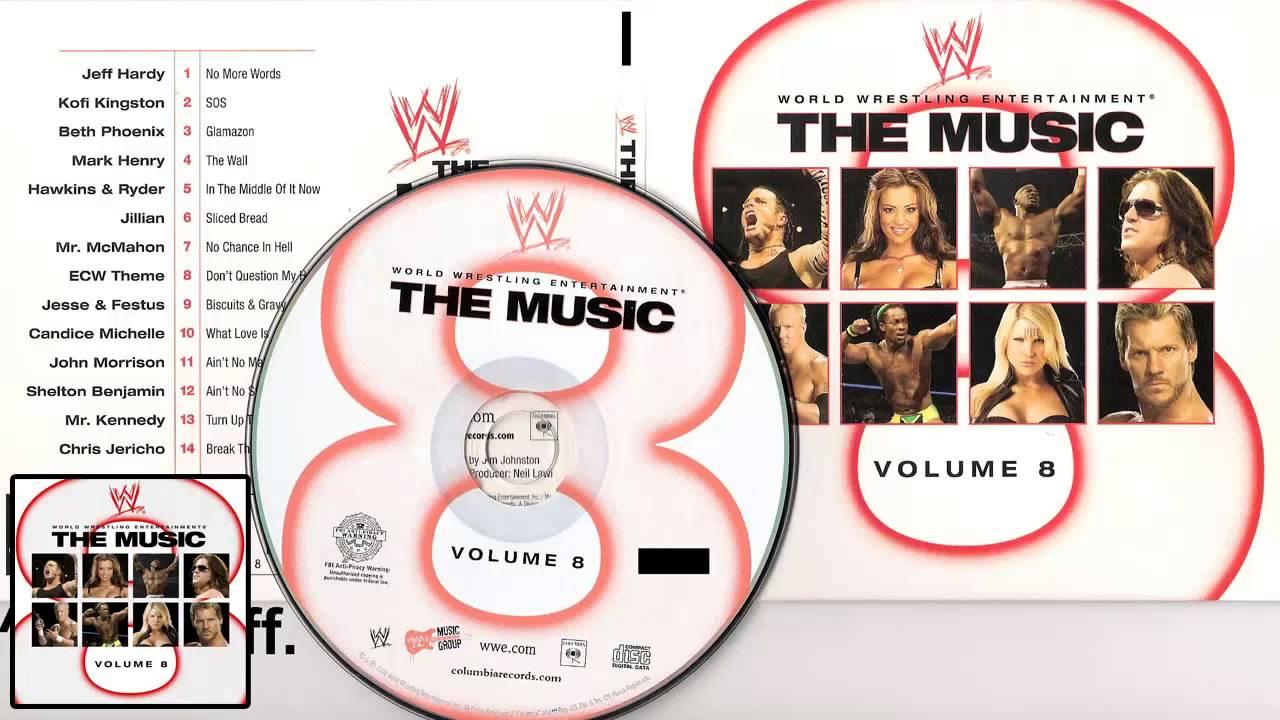 wwf the music vol 3