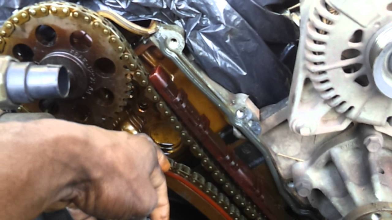 Lincoln Mks Timing Belt