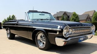 1964 Dodge Polara Convertible For Sale