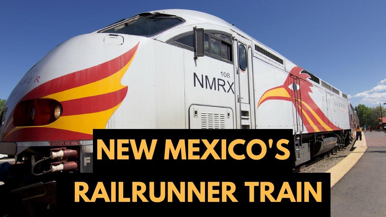 Albuquerque To Santa Fe >> Rail Runner Express Train From Albuquerque To Santa Fe