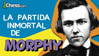 Download La PARTIDA INMORTAL de ajedrez de PAUL MORPHY | ¡El mate de la ÓPERA!