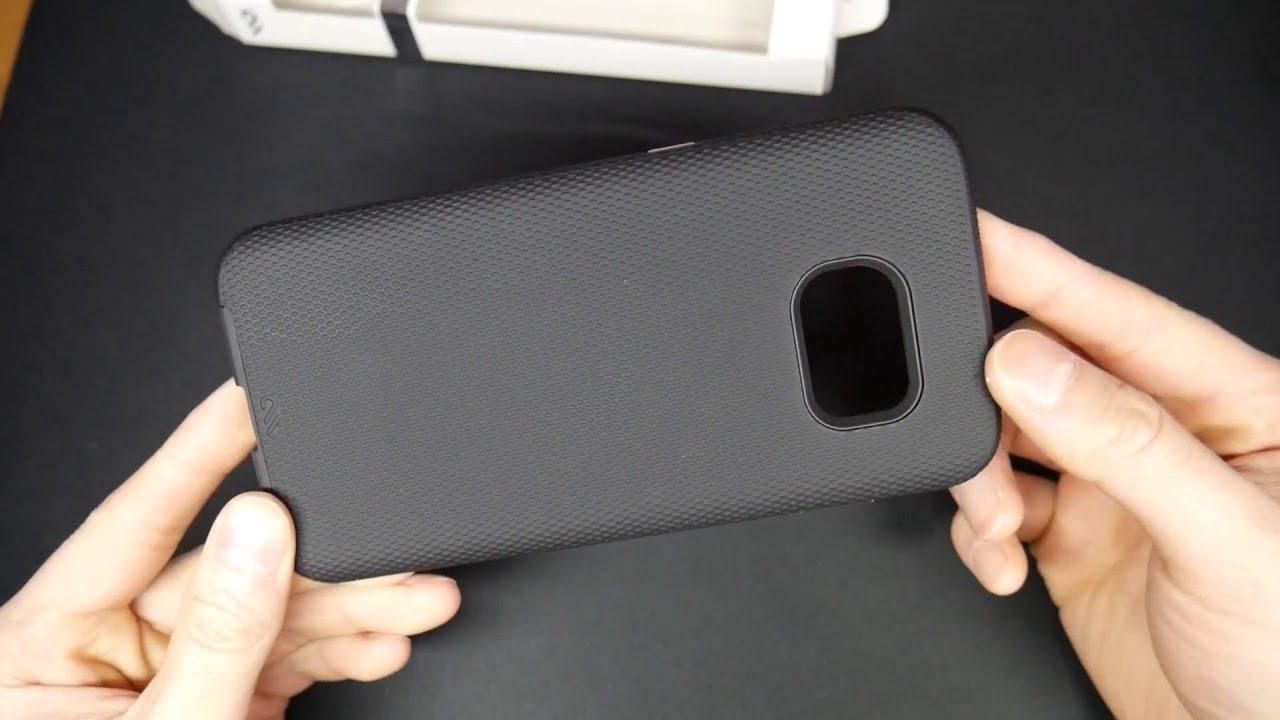 lowest price 5de8a 88280 Case Mate Tough Case Galaxy S7 edge unboxing