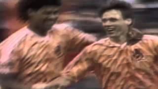 Final da Eurocopa 1988 - União Soviética 0x2 Holanda - Rede Globo