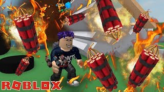 MASS DESTRUCTION IN ROBLOX!