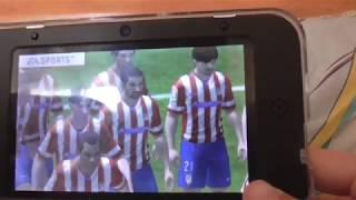 FIFA 14 3ds - Comment faire un bug rigolo