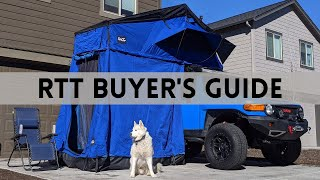 Roof Top Tent Buyers Guide!