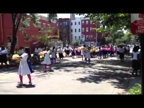 United House of Prayer Memorial Day Parade 2013 Clip 7