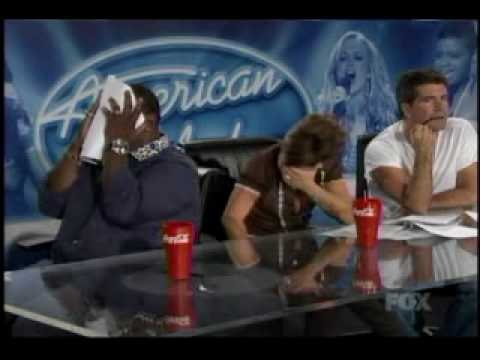 The worst ! ever ! American idol ! FUNNY #1