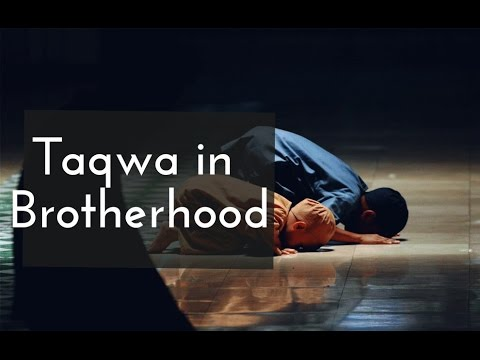 Taqwa in Brotherhood | Mufti Menk | 10 March 2017 | The Caribbean Island of Tobago |