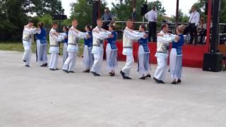 Ansamblul Sorocul din Alios la ruga din Cheveresul Mare 2016
