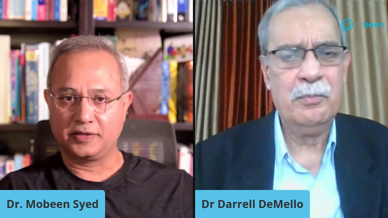 Download Dr. Darrell DeMello Discusses COVID Outpatient Management (9/17/2021)