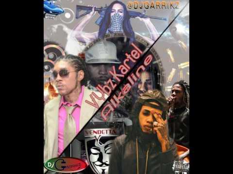 Alkaline vs Vybz Kartel 2016 Mixtape #Gaza x #Vendetta by @DjGarrikz [Dancehall Explicit]
