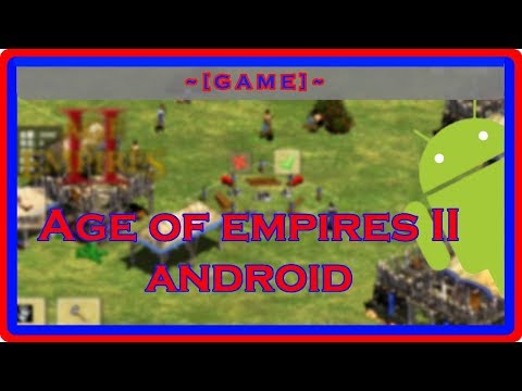 [Game] Age Of Empires II Versi Android