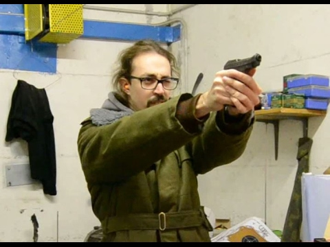 Beretta M1935 (English Subs)