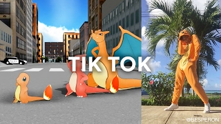 TIK TOK - KE$HA | Charmander Dance Cover @besperon