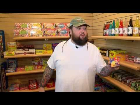 Chumlee from Pawn Stars is  a Las Vegas candy store