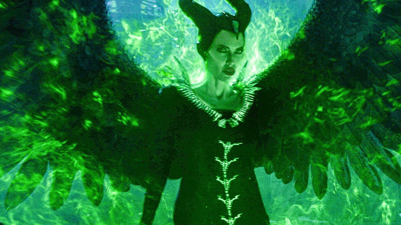 Download Maleficent vs Queen Ingrith Dinner Scene - MALEFICENT 2: MISTRESS OF EVIL (2019) Movie Clip