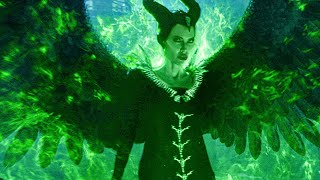 Maleficent vs Queen Ingrith Dinner Scene - MALEFICENT 2: MISTRESS OF EVIL (2019) Movie Clip