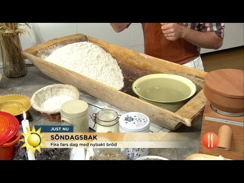 hur man bakar bröd