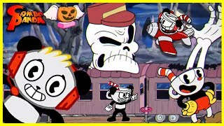 CUPHEAD Defeat of the FINAL BOSS Let's Play with Combo Panda