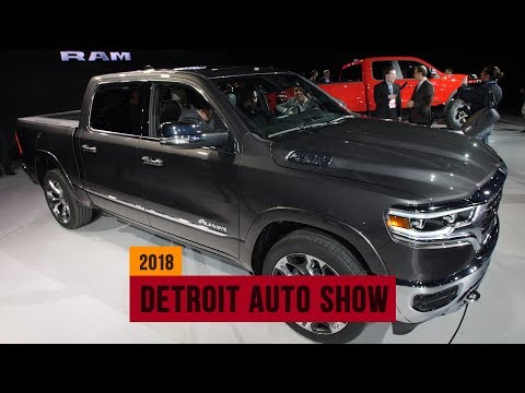 2019 Ram 1500 serves up the latest in tech and luxury