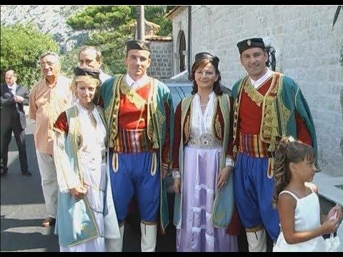 Rajkovic wedding in Montenegro 2008