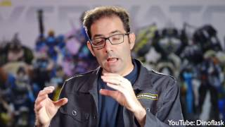Jeff Kaplan: Mei's body shape controversy and new browsing features