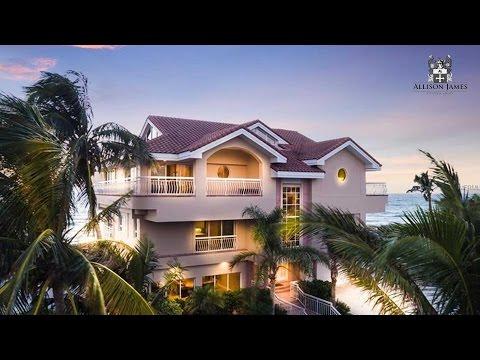 Siesta Key Beachfront Luxury Home | Preferred Shore