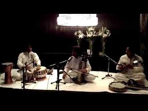 Kesaria balam instrumental by sukoon Sufi band